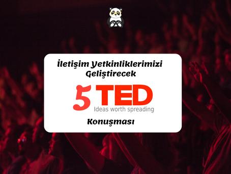 İletişim Yetkinliklerimizi Geliştirecek 5 TED Konuşması