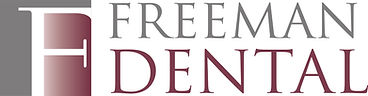 FREEMAN DENTAL - LOGO WITH TRAJAN FONT.j