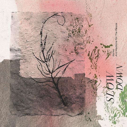 Nahko and MFTP - Slow Down, Stijn van Hapert, Graphic Design, Album Cover, Design, Artwork