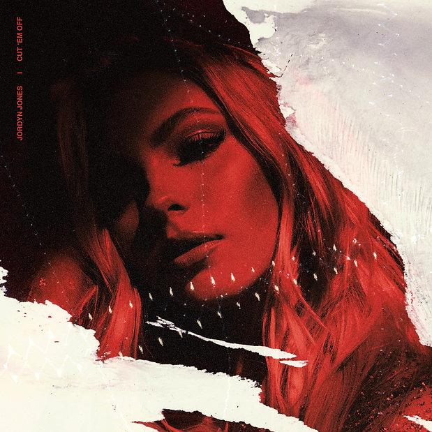 Stijn van Hapert, Graphic Design, Album Cover, Design, Artwork, Jordyn Jones, Cut em Off