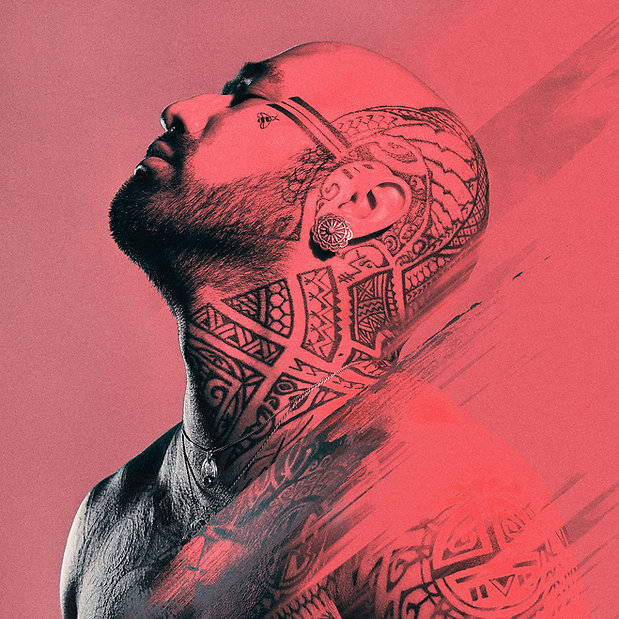 Stijn van Hapert, Graphic Design, Album Cover, Design, Artwork, Nahko and Medicine For The People
