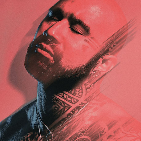 Nahko and MFTP - Portrait, Stijn van Hapert, Graphic Design, Album Cover, Design, Artwork