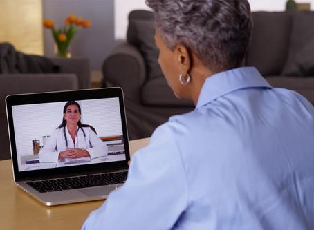You Can Still See a Doctor, Through Telemedicine