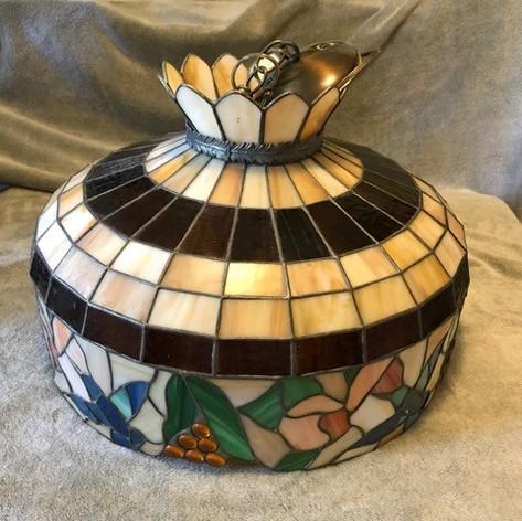 Tiffany Inspired Lamp