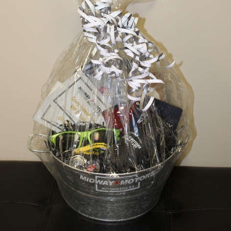Midway Motors Gift Basket