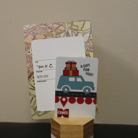 Cenex Gift Card