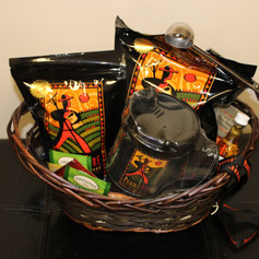 Coffee Lovers Basket