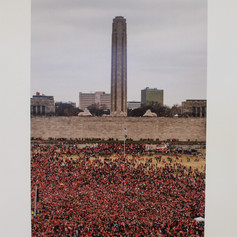 """""""Chiefs Victory Parade KC"""" By: Dave Von Fintel"""