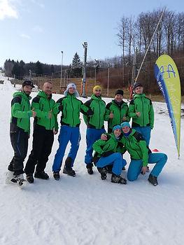 Inštruktor lyžovania / snb