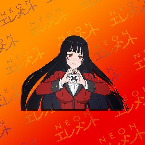 Yumeko Jabami Heart
