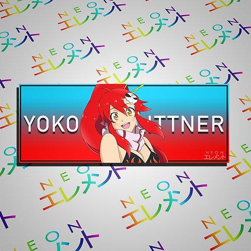 Yoko Littner Slap