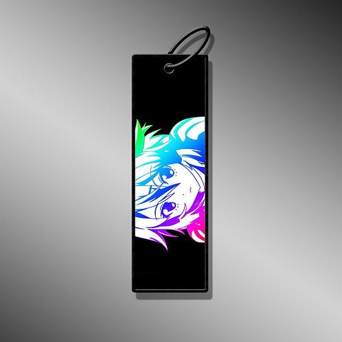 Neon Elements Logo 2 Jet Tag