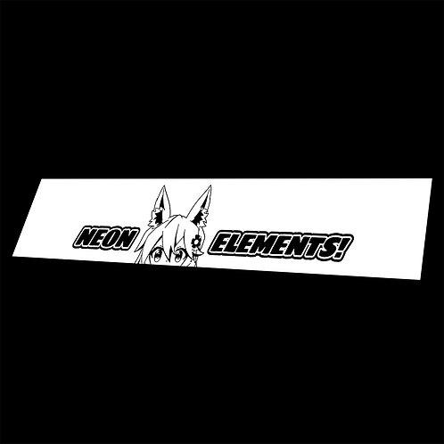 Vinyl Banner Senko