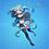 Thumbnail: Neon-chan Kawaii Mode Sticker