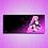 Thumbnail: Neon-chan Ara Ara Mode Mousepad/Deskpad