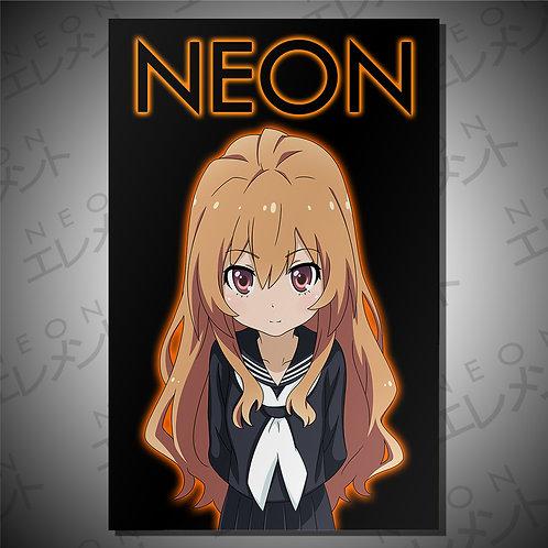 NEON Taiga Print