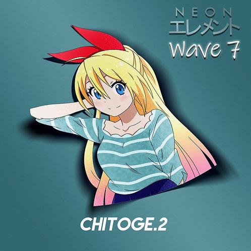 Chitoge Kirisaki Confident