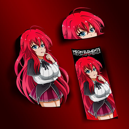 Sticker Bundle | Rias