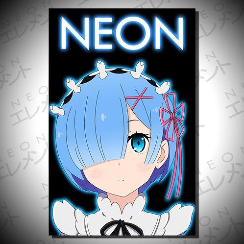 NEON Rem Print