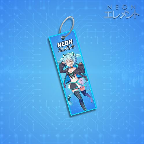 Neon-chan Kawaii Mode Jet Tag