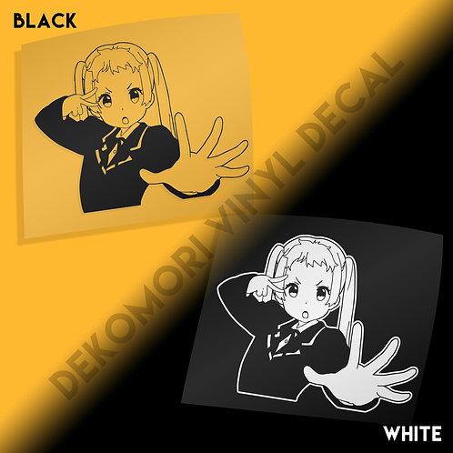 Dekomori Vinyl Decal