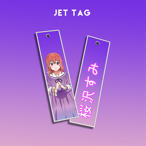 Wave 11 | Sumi Jet Tag
