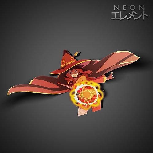 Megumin Explosion