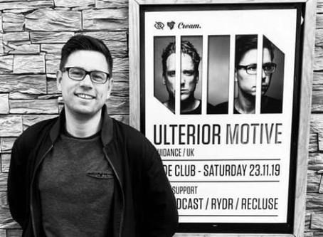 Gig Review: Ulterior Motive [UK] @ Hide Club, Christchurch - 23/11/2019