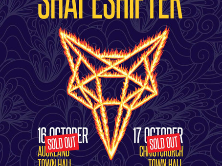 Gig Review: Shapeshifter @ Christchurch Town Hall - 18/10/2020