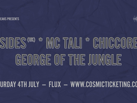 Gig Review: A Sides (UK) with MC Tali & Chiccoreli