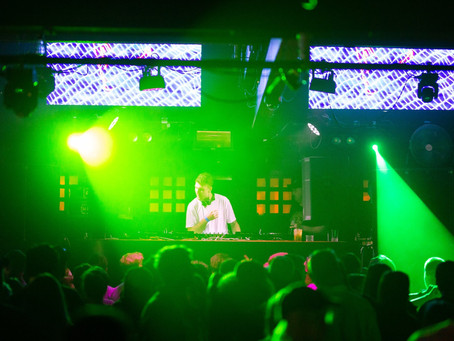 Gig Review: Flowidus with Jabz MC @ Hide Club, Christchurch - 16/11/2019