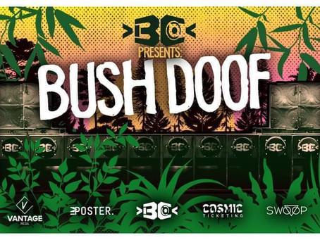 Gig Review: Bush Doof @ Conway Flats 5/12/20