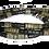 Thumbnail: Bracelet 3 tours et  Collier  Homme en bois de coco noir et pyrite 6mm - ENRICO