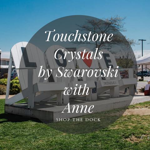 Tochstone Crystals by Swarovski Anne Mears