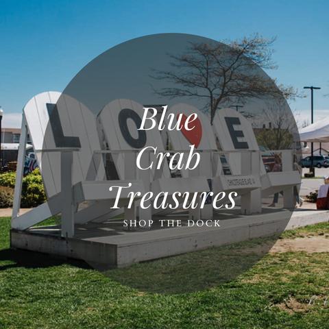 Blue Crab Treasures