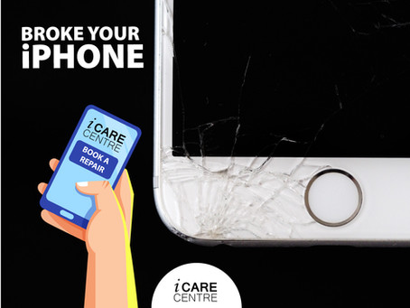 What to Do When You Crack Your iPhone Screen