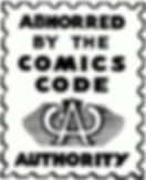 abhorred by the comics code authority.jp
