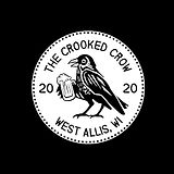 CROOKEDCROW_LOGO_BEERMUG_2_5INX2_5IN_WHI