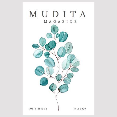 Mudita Magazine, Fall 2020 Issue