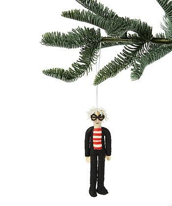 Andy Warhol Ornament