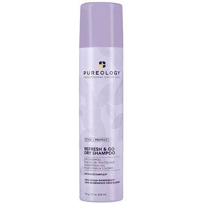 Refresh and Go Dry Shampoo