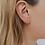 Thumbnail: Minimalist Horseshoe Earrings