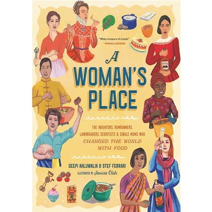 Woman's Place: The Inventors, Rumrunners, Lawbreakers,