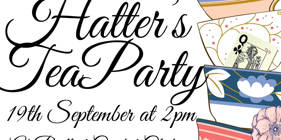 Mad Hatters afternoon Tea Party