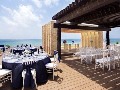 The Sky Terrace wedding