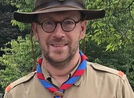 Nouveau commissaire général scout