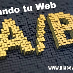 Tests para tu Web