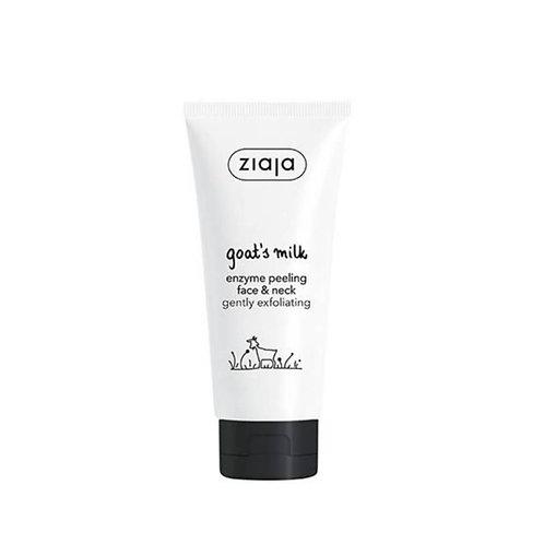 Peeling Enzimático para rostro y cuello Leche de Cabra 75ml