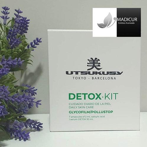 Kit Detox para casa