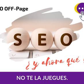 SEO Off-Site Valladolid
